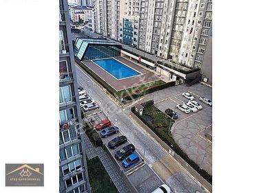 İnnovia2 orta blokta havuz cephe lüx 2+1 satılık daire
