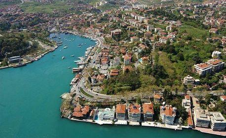 Yeniköy'de Boğaz Manzaralı 1.200 m2 Satılık Harika Villa Sarıyer