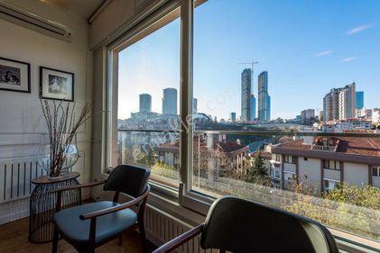 Beşiktaş Sipahioğlu Apartmanı 3+1 Satılık Ful Yenilenmiş Daire