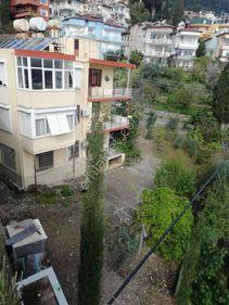 Alanya satılık liman manzaralı arsalı ev 817 m2