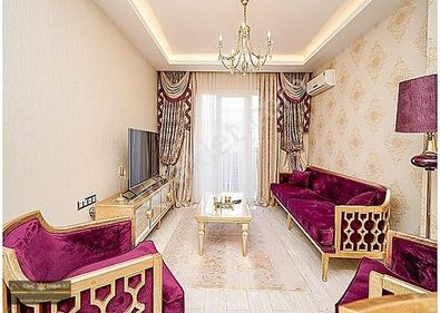 LUXURIOUS 2+1 FLAT WITHOUT COMMISSION DIRECTLY FROM OWNER