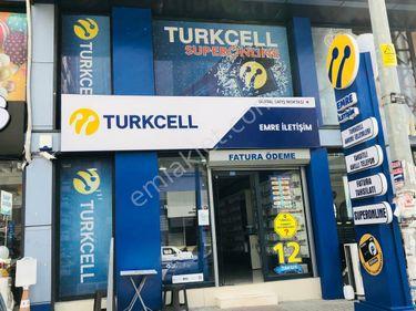Turkcell mağaza Devir edilecektir.FIRSATI KAÇIRMAYIN..