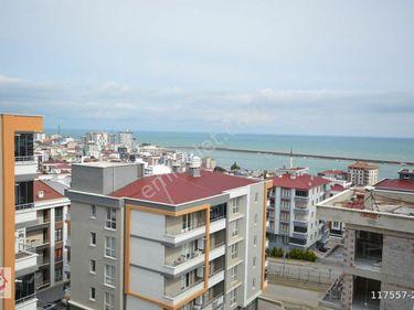 Atakum Pelitköy'de Ful Eşyalı Deniz Manzaralı 1+1 Satılık Daire