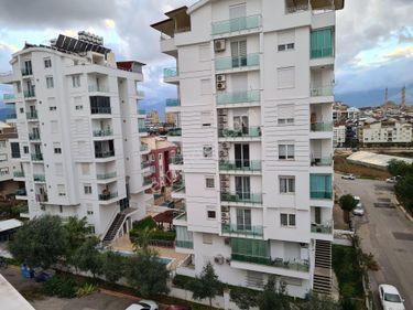 Konyaaltı Pınarbaşı'nda Y.Havuzlu K.Otoparklı Sitede 3+1 Dubleks