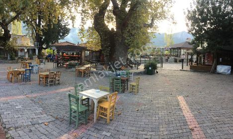 Marmaris Bayır köyünde satılık 6.000 m2 köy imarlı arsa