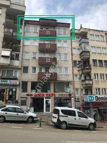 Kurtoğlu Cadde üzeri 2+1 85m2 4.kat Kombili Kiralık 1.000 TL