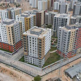 Antalya Kepez de Sur Yapı İnşaat farkıyla satılık daireler