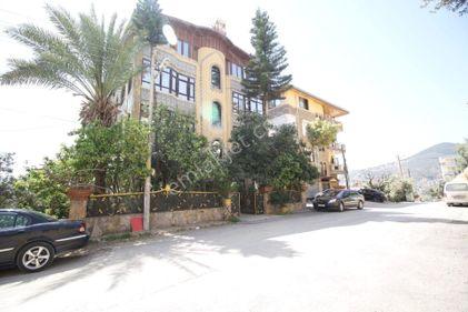 Alanya Tepe mahallesinde Lüx kiralık daire