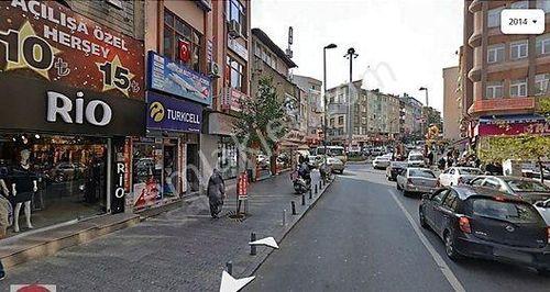 Kağıthane, Gültepe'de Talatpaşa Cad. Üzerinde Satılık İşyeri
