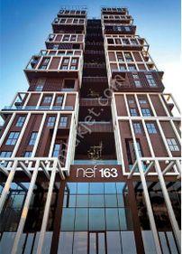 Gültepe NEF 163 Residence 1+1 Satılık  Daire