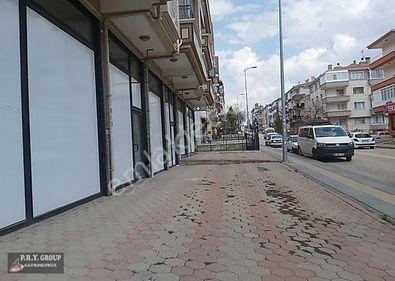 PRY DEN MERKEZİ LOKASYONDA 475 m2, DEPOLU VE YOLA CEPHELİ MAĞAZA
