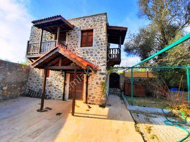 Fethiye Kayaköy'de 2100 m2 Arsa içinde Satılık Orjinal Rum Evi