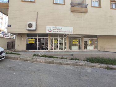 Şirinyer Barış Mahallesinde 530 M2 Kiralık Bahçeli İşyeri/Mağaza
