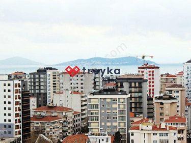 Troyka'dan Caddebostan'da Prestijli Binada Balkon+Teraslı 5+2