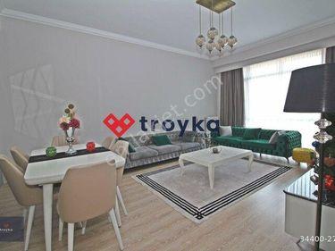 Troyka'dan Maltepe'de Satılık Prestijli Binada Lüks 3+1 Daire