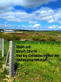 ÇAtalca Ovayenicede Muhteşem Doğası İle  1000 m2(sorunsuz)