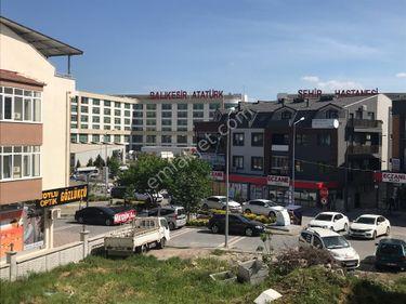Şehir Hastanesi Karşısı Yerden Isıtmalı Kiralık 1+1 Eşyalı Daire
