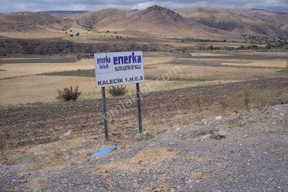 Gökdere Köyünün üstünde 30.000m2 Müstakil Tek Tapulu Tarla