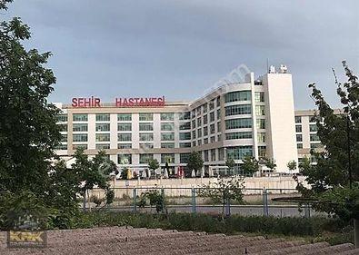 Şehir Hastanesine Cepheli Kiralık Ara Kat 1+1 Daire