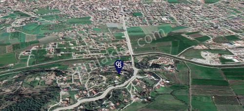 Dalaman Şerefler Mahallesinde Satılık 371 m² İmarlı Arsa