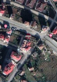 Trabzon Konaklar Mah.satılık Kanuni Yolu Üzerinde Arsa