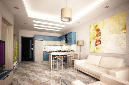 Alanya Mahmutlar 3 New Apartments for SALE 1+1