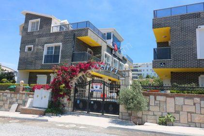 Aydın Didim Hisar Mahallesi'nde Havuzlu Sitede Satılık 3+1 Villa