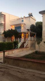 Didim imbat sitesinde denize sıfır villa