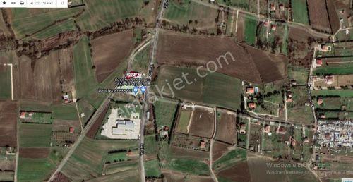 Kestanelikte Satılık 500 m2 Tek Tapu Yola Cephe Arsa