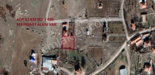 KOPARAN'DA 830 M² KÖY İÇİ İMARLI 0.60 EMSAL KARADENİZ EMLAK'TAN