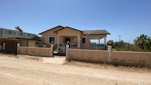 Yeşiltepede 700m2 arsa içi köşe başı 3+1 müstakil bungalov villa