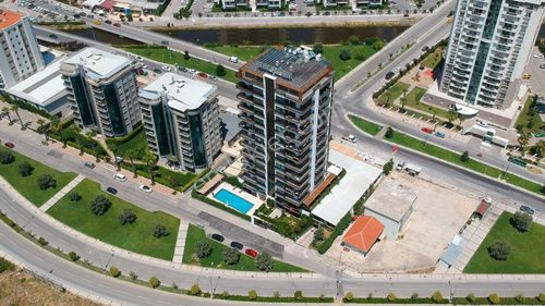 Mavişehir Atılgan Suit'de A+Segment 3+1 Daire شقة للبيع