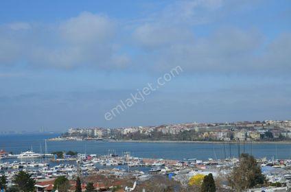 Fenerbahçe Kalamış Marine Deniz Doğa Manzaralı 4+1 Satılık