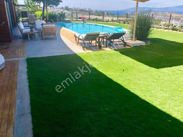 Balcony den bodrum konacık da satılık 4+2 müstakil havuzlu villa