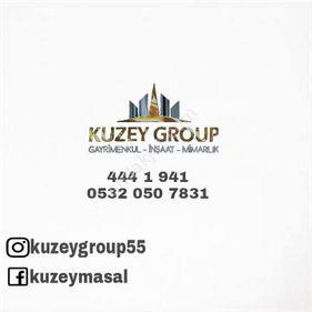 KUZEY GROUP'TAN ÇAKIRLARDA 5 KATA İMARLI 373M2 ARSA