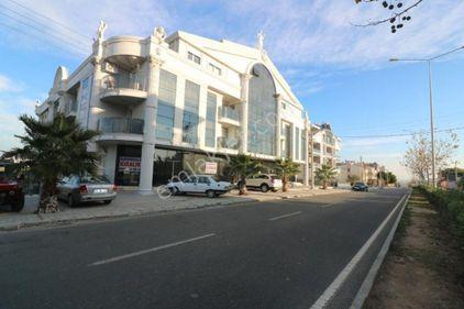 Didim Efeler'de Bulvara Sıfır Ön CephecSatılık Geniş 1+1 Rezidans