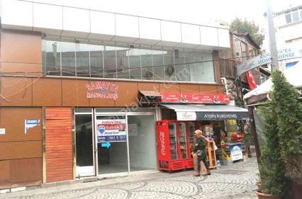 Samatya Meydanı Girişinde Satılık 2 Katlı Ticari Bina