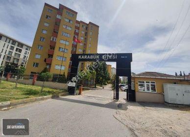 Karabük Sitesinde 100 m2 Arsa Payli Krediye Uygun Satılık Daire