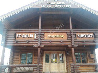 Trabzon Arsin'de devren kiralık restaurant