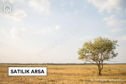 GİÇİKTE 950 M2 MANZARALI BAHÇELİK ARSA  !!!