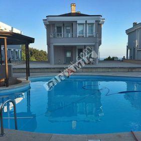Dinamik'ten Şile'de Muhteşem Deniz Ve Havuz Manzaralı Villa