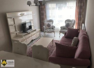 Nurtepe Site içi Eşyalı kiralık 2+1 Rezidans اجاره رزیدانس مبله