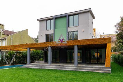 Sarıyer Demirciköy Kiralık Eşyalı Orman Manzaralı Havuzlu Villa