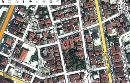 ÇERKEZKÖY GAZİOSMANPAŞA MAH KONUT İMARLI SATILIK ARSA (393 m2)