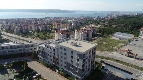 Konakkale Bosphorusda Boğaz Manzaralı Satılık 4+1 Arakat Daire