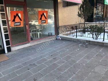 LEVENT'TEN KABİL CADDESİ ÜZERİNDE 2 KATLI MUTFAK+ WC'Lİ DÜKKAN