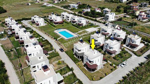 Çanakkale Yapıldak'ta Satılık 3+1 Müstakil Villa