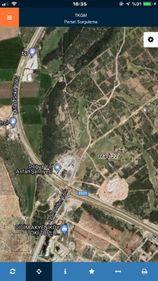 Didim Bozsekide Satılık 300m2 Villa imarlı arsa
