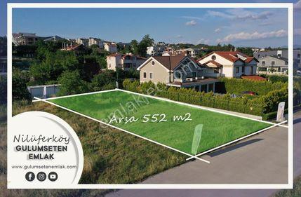 Nilüferköy'de Satılık Villa İmarlı Bir Güzel Arsa!