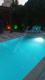 Serik Kadriyede kiralık Lüks villar mustakil havuzlu